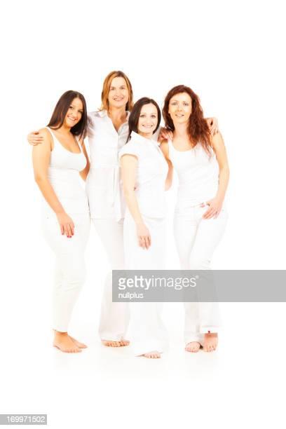 Quattro belle signore