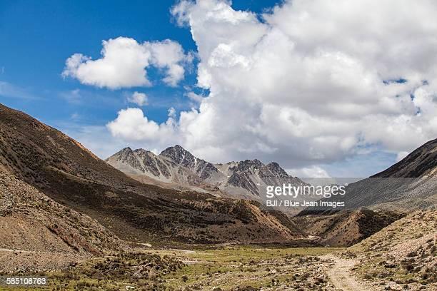 Beautiful landscape in Tibet, China