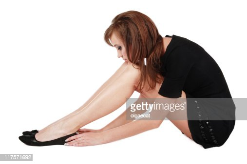 Beautiful legs : Stock Photo