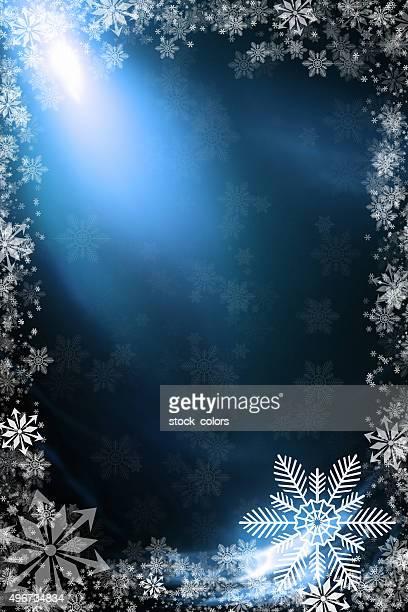 beautiful light christmas background
