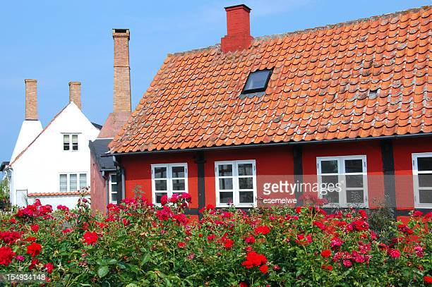 beautiful little house at Bornholm