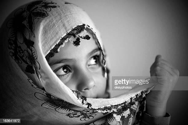 Beautiful Little Turkish girl