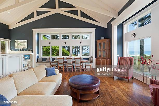 Hermosa sala de estar