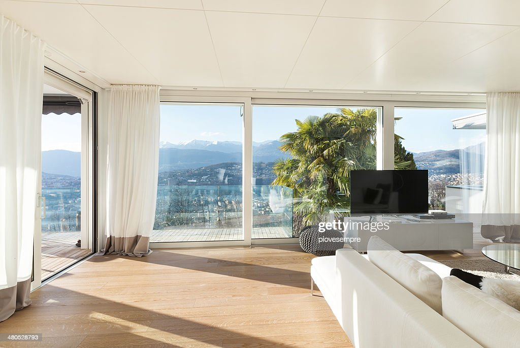 Schönes Wohnzimmer : Stock-Foto