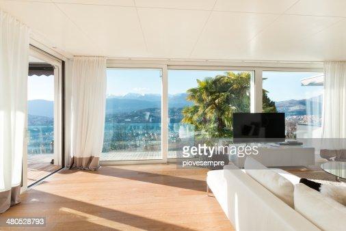 Beautiful living room : Stockfoto