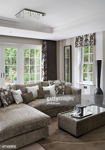 Schöne lounge-Ecke