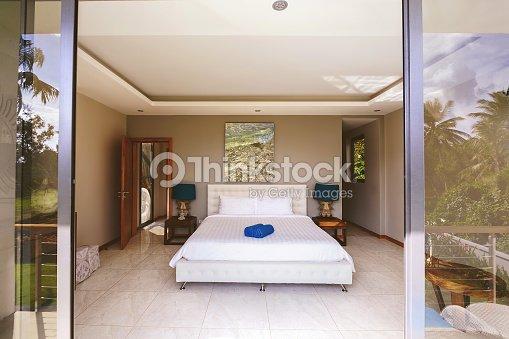 Superbe Design Interieur Dune Villa De Luxe A Une Chambre Avec Grand