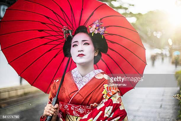 美しい板井では、京都の街並み