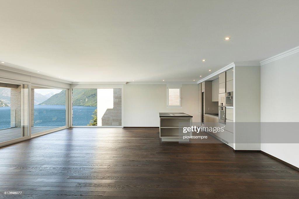 Schönes Modernes Haus, Innen