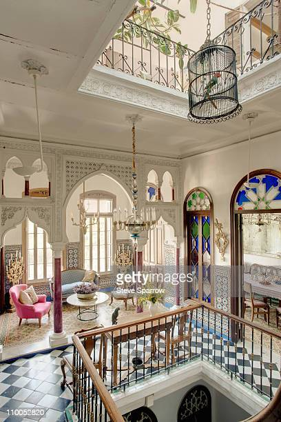 Beautiful Moroccan style townhouse