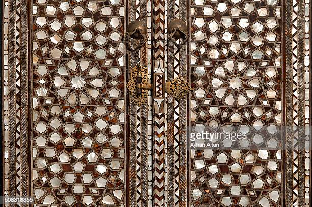 Beautiful Mother of Pearl inlay in Istanbul