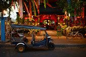 Beautiful Night Scene of Thailand