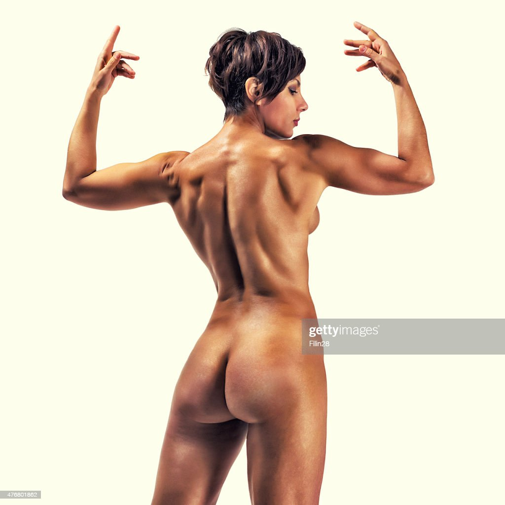 Sports woman nude pic