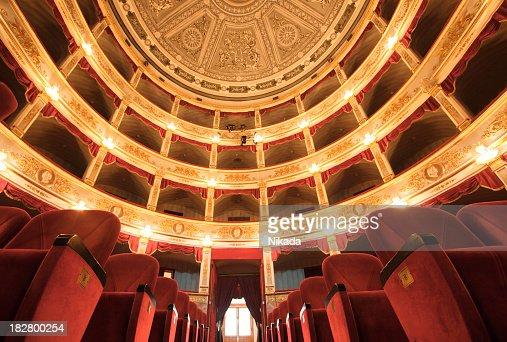 Schöne alte Theater