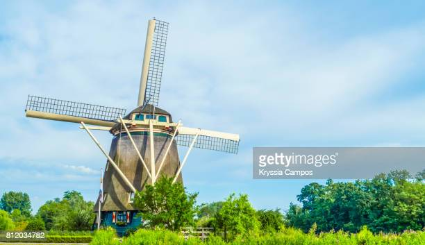 Beautiful Old Windmill, Netherlands