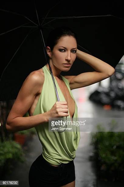 Beautiful on a rainy day