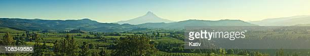 Beautiful Oregon Pano