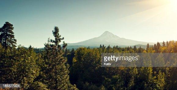 Beautiful Oregon Scenery