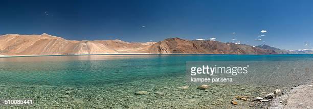 beautiful Pangong Lake, Ladakh, India