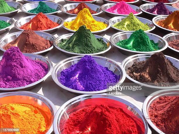 Beautiful pigment
