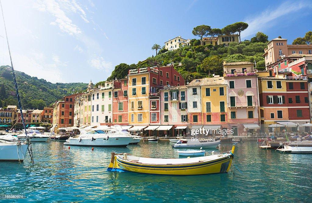 イタリアの漁村