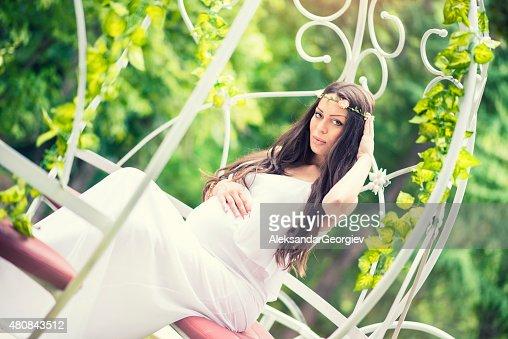 Свинг с беременной фото 548-660