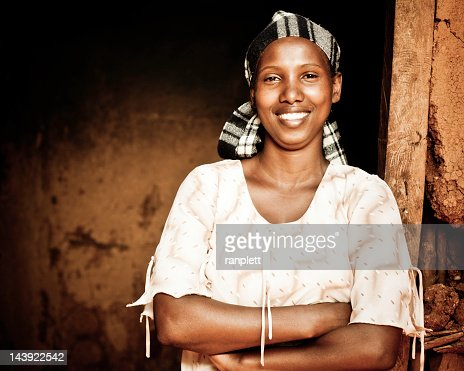 Beautiful Proud African Woman