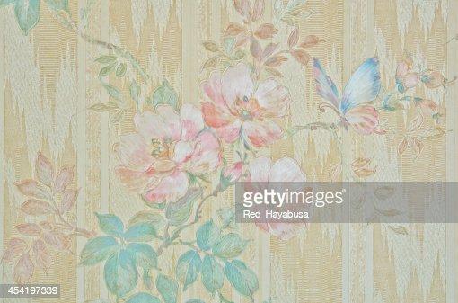 Hermoso fondo retro rosas : Foto de stock