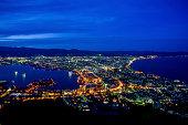 Beautiful scene in Hakodate Japan5