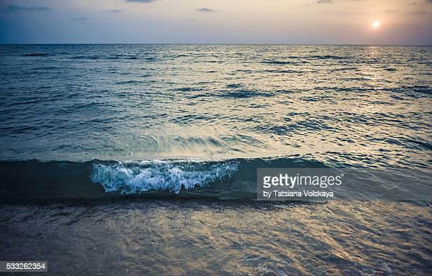 beautiful sea of the island Koh chang, Thailand
