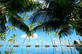 Beautiful Seaside Swimming Pool