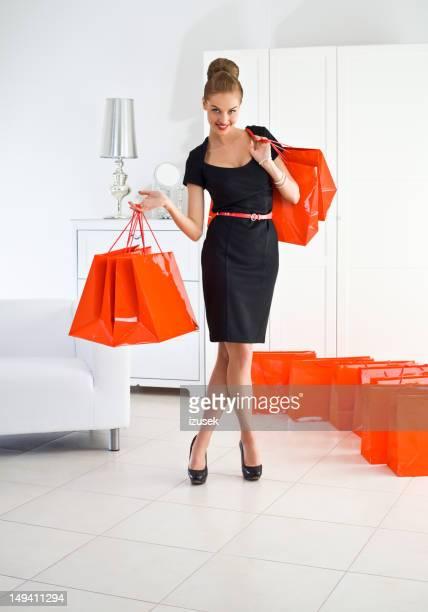Magnifique Accro du shopping