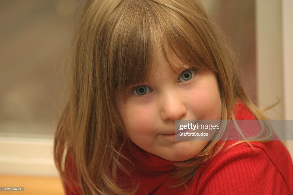 Beautiful Special Needs Girl