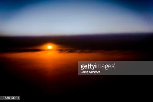 Beautiful Sunset : Stock Photo