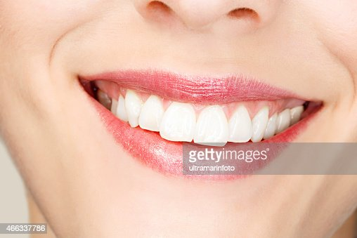 Beautiful Toothy Smile  Beauty Portrait   Happy smiling  Dynamic women