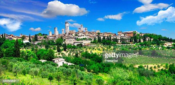 Beautiful Toscana,Italy : Stock Photo