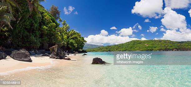 Beautiful tropical beach on Tanna Island, Vanuatu