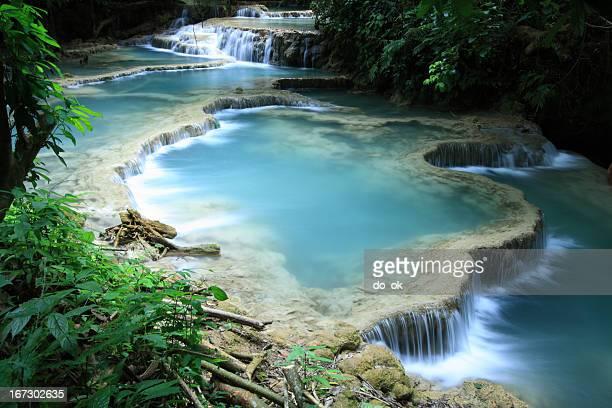 Magnifiques eaux turquoise