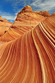 «The Wave» Coyote Buttes, Arizona
