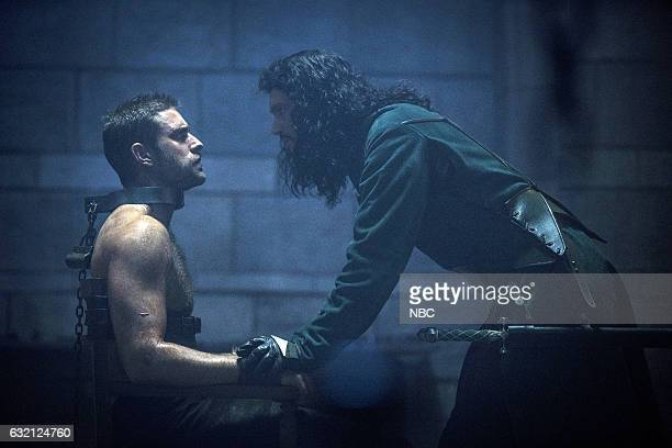 CITY 'Beautiful Wickedness' Episode 106 Pictured Oliver Jackson Cohen as Lucas Mido Hamada as Eamonn
