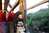 Beautiful Woman Enjoy Trip - XLarge