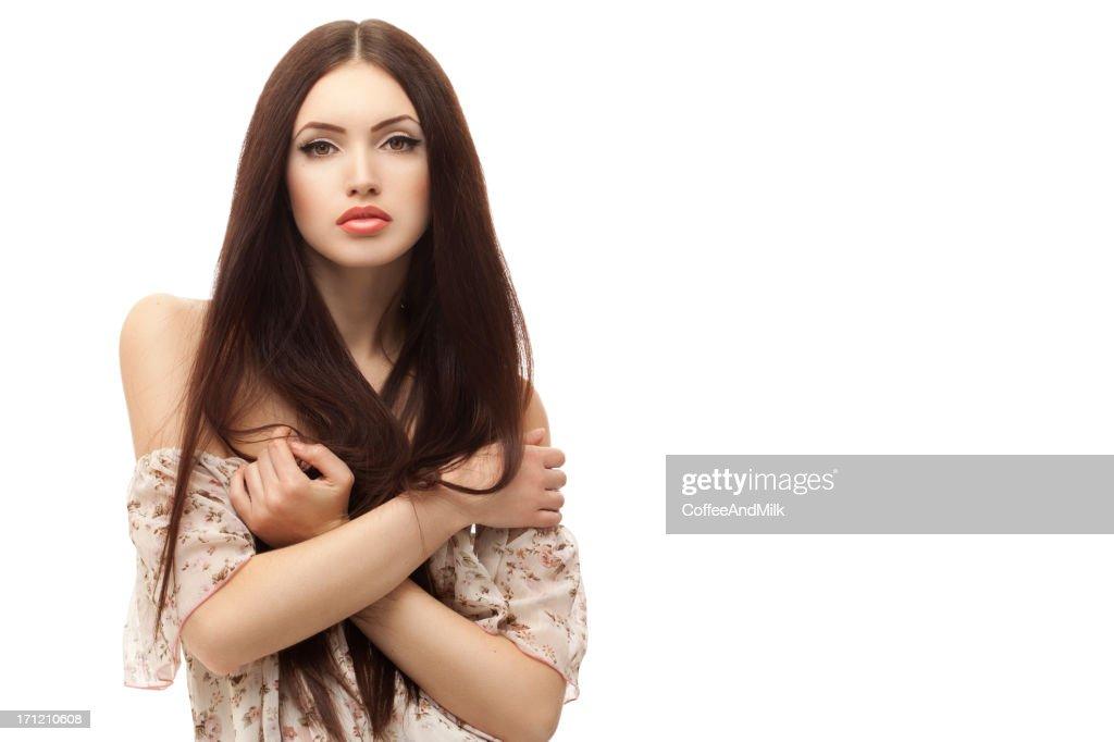 Beautiful woman : Stock Photo