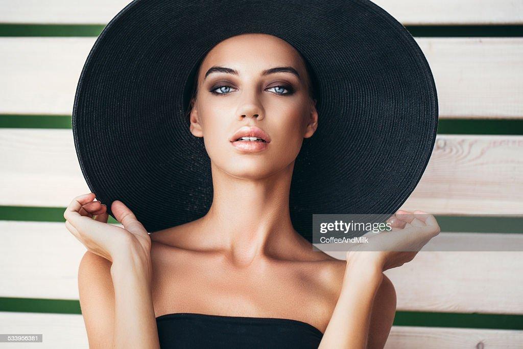 美しい女性 : ストックフォト