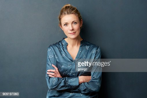Beautiful woman portrait : Stock Photo