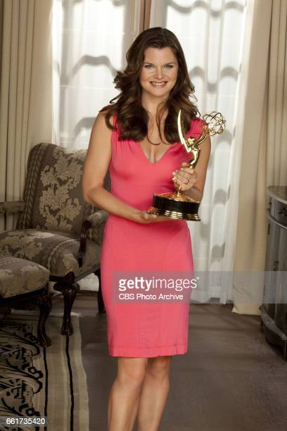 BEAUTIFULEmmy winner Heather Tom for Outstanding Supporting Actress for the CBS daytime drama THE BOLD AND THE BEAUTIFUL airing Weekdays on the CBS...