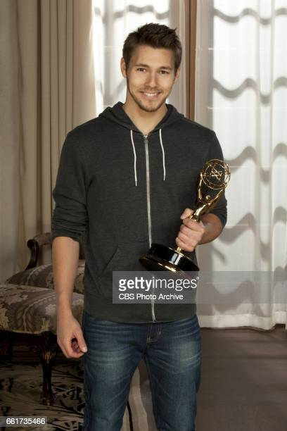 Emmy winner Scott Clifton for Outstanding Younger Actor for the CBS daytime drama THE BOLD AND THE BEAUTIFUL airing Weekdays on the CBS Television...