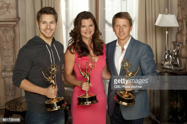Emmy winner Scott Clifton for Outstanding Younger Actor Emmy winner Heather Tom for Outstanding Supporting Actress and Executive Producer Brad Bell...