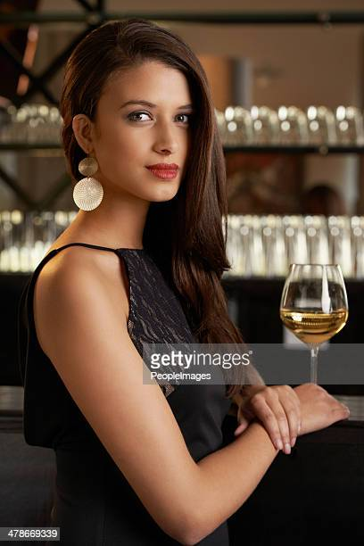 Beauty at the bar