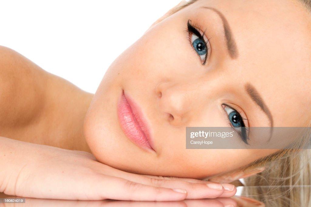 beauty concept : Stock Photo