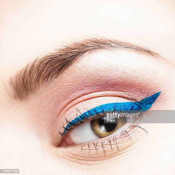 Beauty eye close up eyeliner